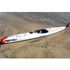 """Epic Kayak Epic 14X Ultra White/Red 14'5"""" (add $100 ship in)"""
