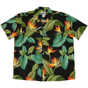 Waimea Casuals Waimea  Men's Shirt - Airbrush B.O.P.