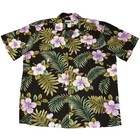 Waimea Casuals Waimea  Men's Shirt - Hibiscus Fern
