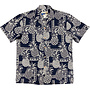 Waimea Casuals Waimea Men's Shirt - Tapa Pineapple