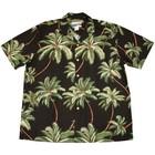 Waimea Casuals Waimea Casuals Men's Camp Shirt - Wailea Palms