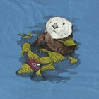 Liberty Graphics Liberty Graphics Sea Otter T-Shirt