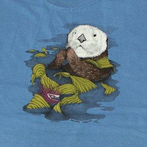 Liberty Graphics Liberty Graphics Sea Otter Youth T-Shirt