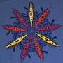 Liberty Graphics Liberty Graphics Sea Kayaks T-Shirt