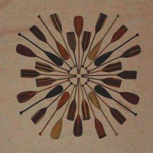 Liberty Graphics Liberty Graphics Paddles T-Shirt