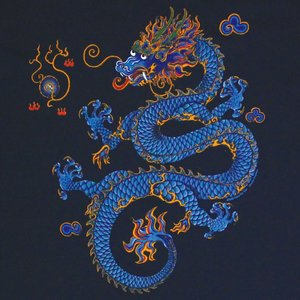 Liberty Graphics Liberty Graphics Chinese Dragon T-Shirt