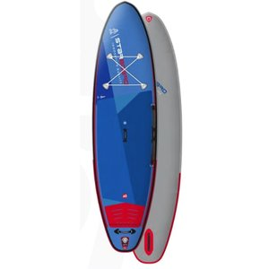 """Starboard Starboard iGO Club Deluxe SC Inflatable SUP 10'8"""" X 33"""" X 6"""""""