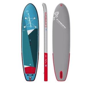 "Starboard Starboard iGO ZEN SC Inflatable SUP 11'2"" X 31"" X 5.5"" w/Paddle"