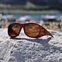 Sunglasses Cocoons L Tortoise/Amber