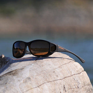 Sunglasses Cocoons MX Black/Amber