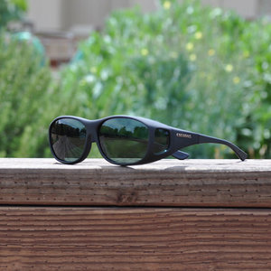 Sunglasses Cocoons M Black/Gray
