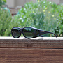 Sunglasses Cocoons M Black/Gray