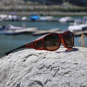 Sunglasses Cocoons M Tortoise/Amber