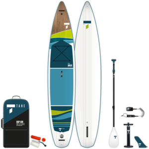"""Tahe Outdoors Tahe Air Breeze Wing Inflatable SUP 12'6""""' x 28"""" Pack"""