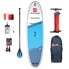 Red Paddle Co. Red Paddle Co. RED 10'6 RIDE Alloy 3pc Package 2021