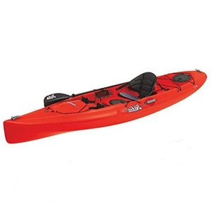 Hobie Hobie Quest 13 Deluxe Red Hibiscus 13' USED