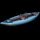 "Tahe Outdoors Tahe Beach LP1 Inflatable Kayak 9'10"" Blue"