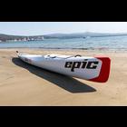 Epic Kayak Epic V6 Ultra White/Red 16' (add $100 ship in)