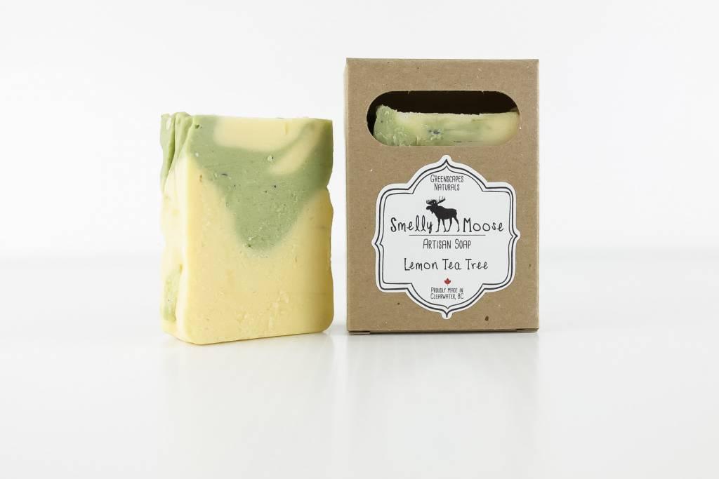 Smelly Moose Soap Lemon Tea Tree