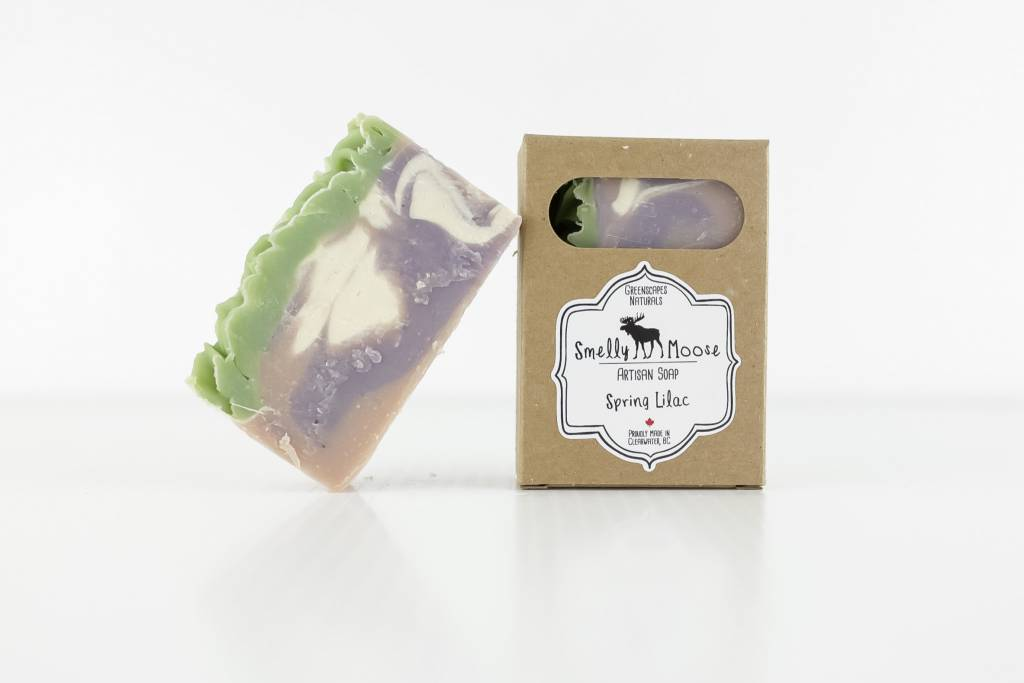 Smelly Moose Soap Spring Lilac