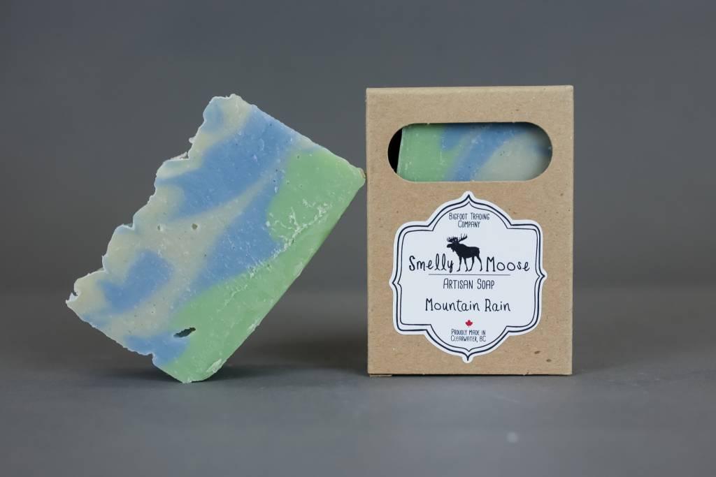 Smelly Moose Soap Mountain Rain