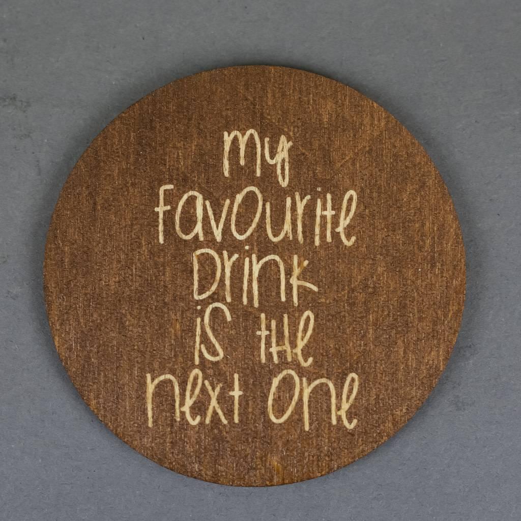 Coasters, Drinking
