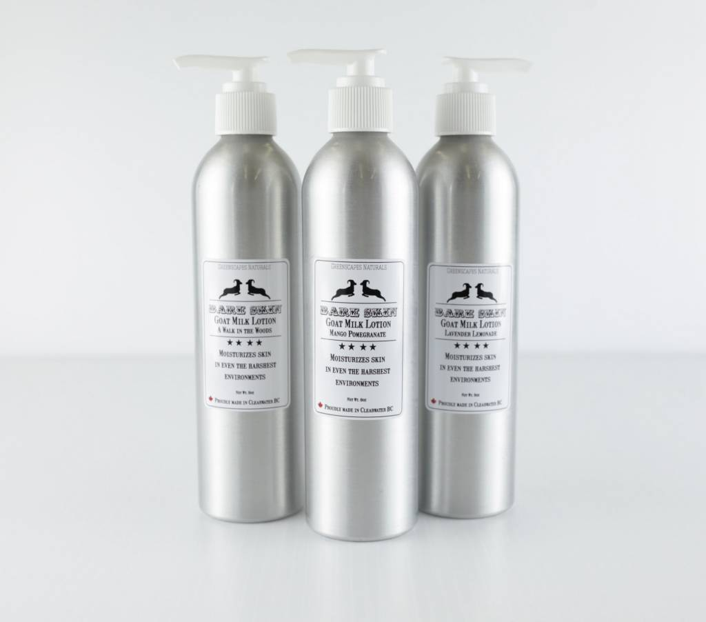 Bare Skin Goat Milk Lotion Currant & Thyme