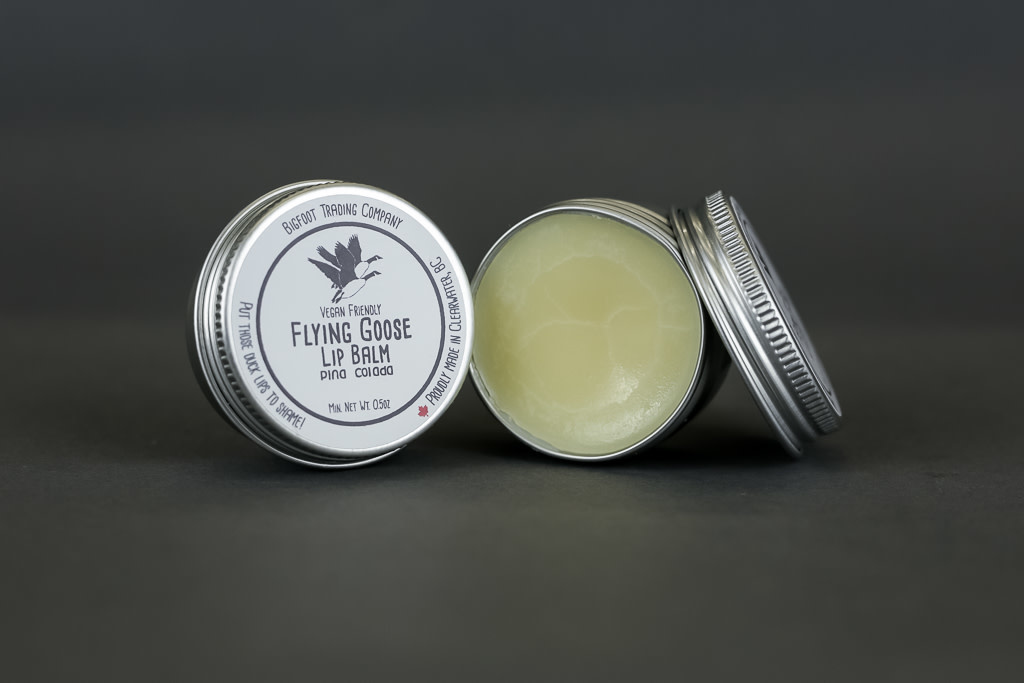 Flying Goose Lip Balm, Jar Au Naturel