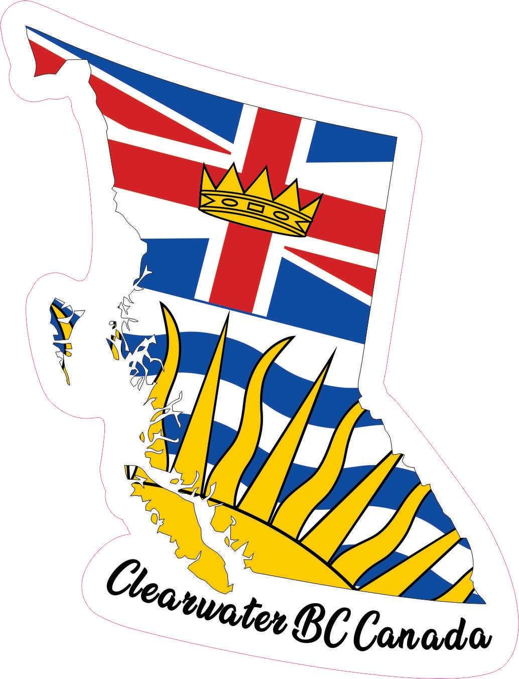BC Province Clearwater