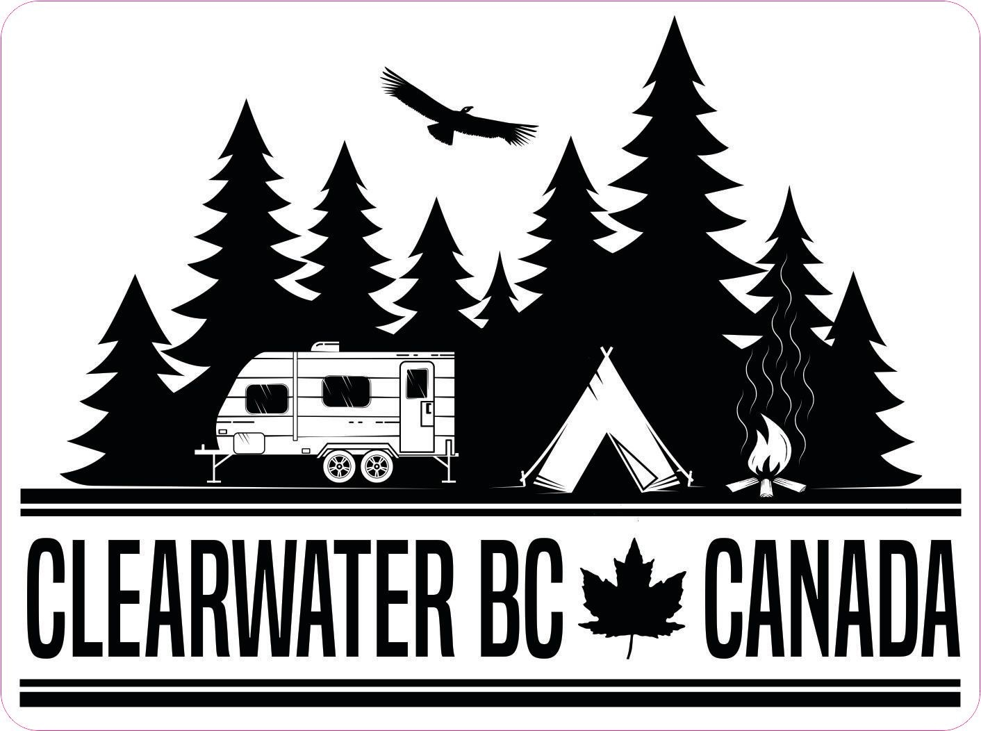 Clearwater BC Camping