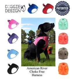 Doggie Design American River Choke Free Dog Harness