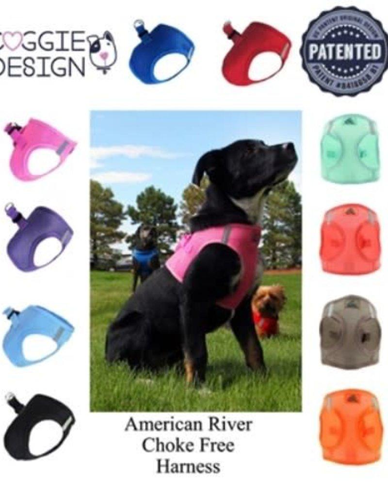 Doggie Design American River Choke Free Dog Harness