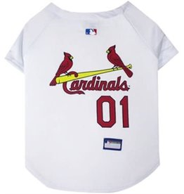 DoggieNation St Louis Cardinals Dog Jersey