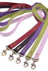 Dosha Dog Inc. Plain Leather Leash