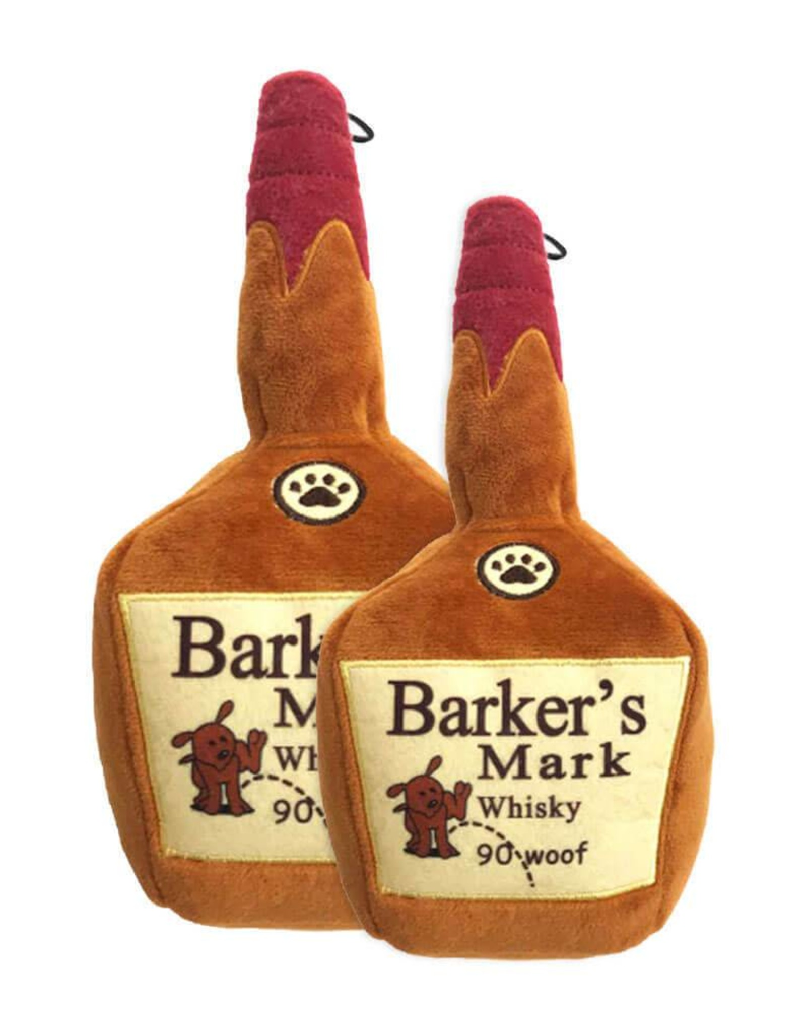 Lulubelles Lulubelles Barker's Mark Dog Toy