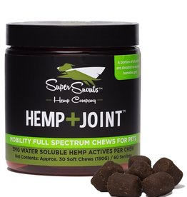 Super Snouts Hemp Company Hemp+Joint Full Spectrum Hemp Chews (30 count)