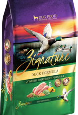 Zignature Zignature Duck Dog Food