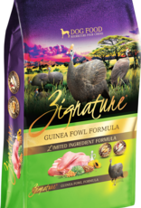 Zignature Zignature Guinea Fowl Dog Food