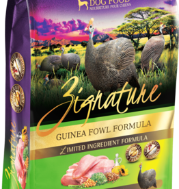 Zignature Zignature Guinea Fowl Dog Food