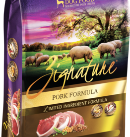 Zignature Zignature Pork Dog Food