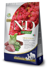 Farmina N&D Quinoa GF Adult Dog Food Digestion Lamb
