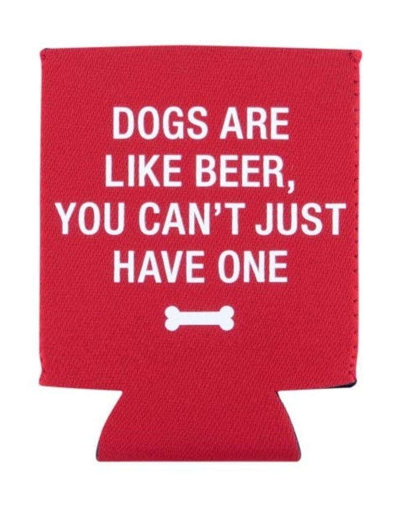 About Face Designs About Face Designs Koozie Can't Have Just One