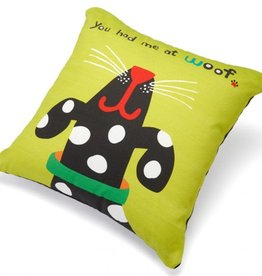 Up Country Up Country You Had Me At Woof Pillow