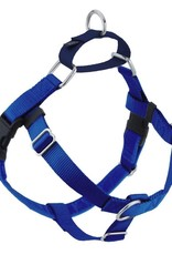 "2 Hounds Design 5/8"" Freedom Harness and Leash"