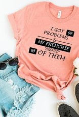 Squishy Faces I Got 99 Problems Shirt