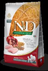 Farmina N&D Ancestral Grain Senior Chicken & Pomegranate
