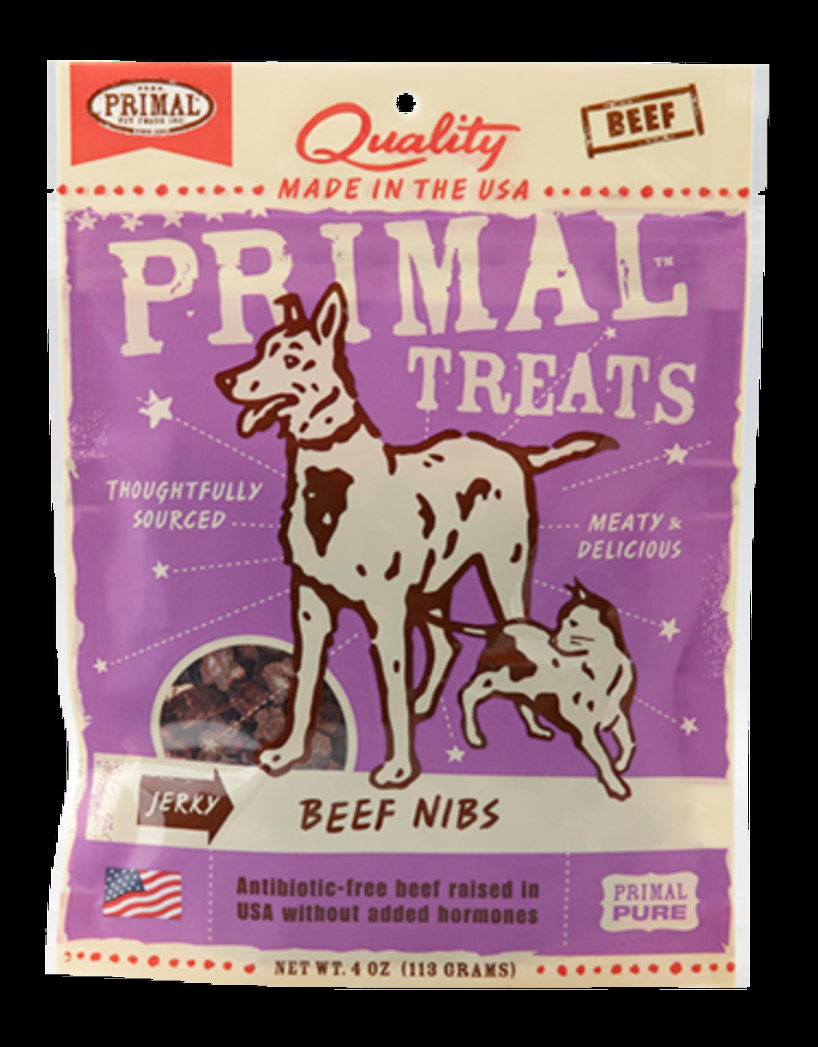Primal Primal Beef Nibs