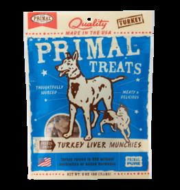 Primal Primal Turkey Liver Munchies