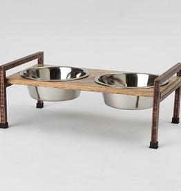Petrageous Designs Ltd. Martinique Diner Natural/Rubbed Bronze