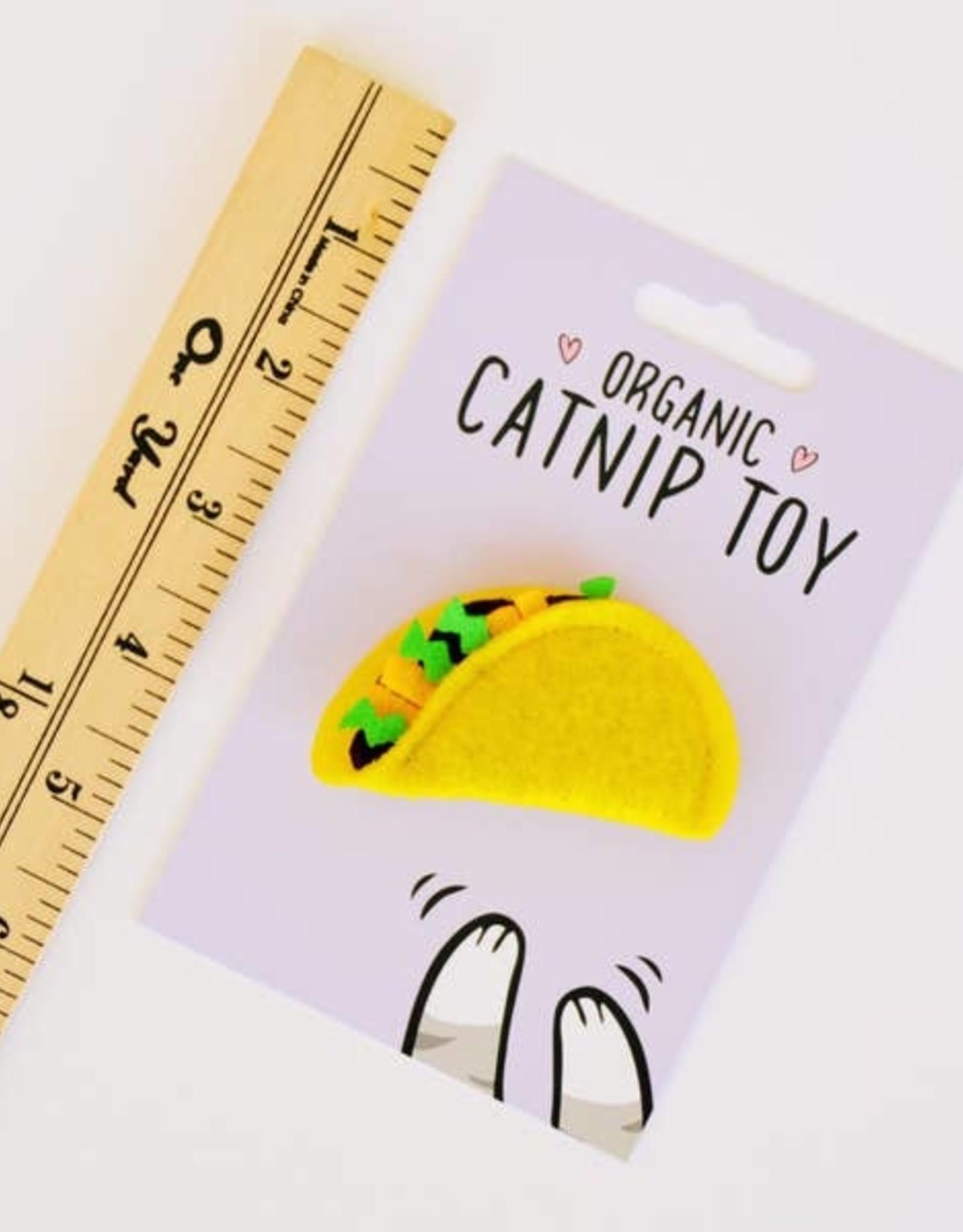 Housecat Club Catnip Taco Toy